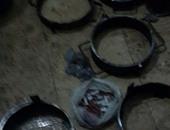 تجديد حبس 3 عاطلين 15 يوما بتهمة حيازة كمية من المواد المتفجرة بالمعادى