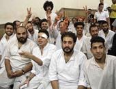 دفاع متظاهرى 25 أبريل: سنستأنف على حكم حبس 33 متهما سنتين