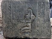 """بالصور.. """"الآثار"""": أدلة جديدة على وجود معبد الملك """"نختنبو الأول"""" بعين شمس"""