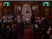 """بالصور.. إقامة قداس على روح """"حبيب المصرى"""" بلندن قبل دفنه بمقابر"""" كنز برى"""""""