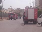 بالصور.. استشهاد رجلى إطفاء وإصابة مدنيين خلال إخماد حريق بالسويس