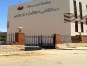 خروج التلاميذ المصابين فى سقوط سور مدرسة ببنى سويف من المستشفى لتماثلهم للشفاء