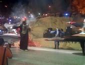 """بالصور.. الاحتفال بـ""""الإسراء والمعراج"""" بمسرح السوق القديم بشرم الشيخ"""