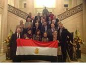 الجاليات المصرية فى الخارج تشدد على ضرورة الوقوف خلف الدولة وقيادتها