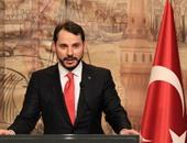 وزير مالية تركيا يعترف بانخفاض النمو لـ 3.8% وتوقعات باستمرار الهبوط