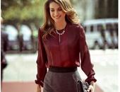 """فى 10 صور.. لهذه الأسباب الملكة """"رانيا"""" من أكثر نساء العالم أناقة"""