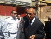 محافظ القاهرة: تفعيل غرامات الإسراف فى استهلاك المياه والكهرباء
