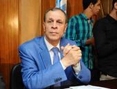 حاتم زكريا يستقبل وفدا صحفيا عراقيا بمقر نقابة الصحفيين