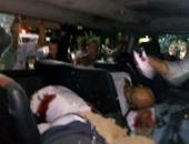 """سياسيون ورياضيون ينعون ضحايا حادث حلوان الإرهابى على """"تويتر"""""""