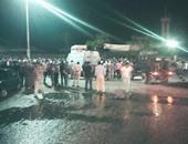 """حركة إخوانية تتبنى حادث حلوان الإرهابى: """"وصلتنا معلومات عن خط سير القوات"""""""