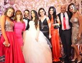 نجوم الفن والسياسة والمشاهير فى زفاف كريم السبكى وشهد رمزى