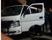 القبض على 7 أشخاص يشتبه فى تورطهم فى حادث حلوان الإرهابى