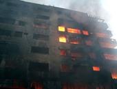 عاجل.. الصحة تعلن ارتفاع ضحايا حريق العتبة لـ 3 وفيات و 91 مصابا