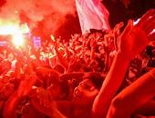 """أعضاء بـ""""وايت نايتس"""" يحرقون طالبا بالشماريخ فى الطالبية لانفصاله عن الرابطة"""