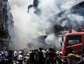 الصحة: حالتا وفاة و 91 مصابا حصيلة حريق العتبة