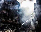 جمعية الوساطة التأمينية:80% من محلات الرويعى المحترقة بدون تغطية تأمينية