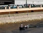 استنفار أمني بالمجرى النهري لتأمين احتفالات المصريين بعيد الأضحى
