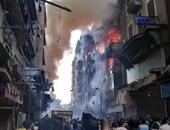 """""""90 دقيقة"""" يعرض تقريرا عن حريق الرويعى.. ومتضرر: الحادث مدبر لإجلائنا"""