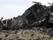 تحطم طائرة عسكرية من طراز إف18 فى مدريد