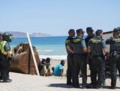 مصرع مهاجر مغربى اختناقا بعد اختبائه فى حقيبة سفر بأسبانيا