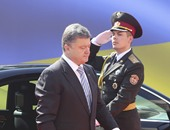 الرئيس الأوكرانى يهنئ السيسي بالذكرى الـ64 لثورة 23 يوليو