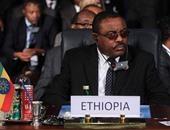 رئيس وزراء إثيوبيا يغادر القاهرة عقب لقائه الرئيس السيسى