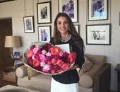 """الملكة رانيا تحصد جائزة """"أندريا بوتشيللى"""" الإنسانية"""
