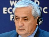 اتهام رئيس جواتيمالا السابق بالفساد رسمياً