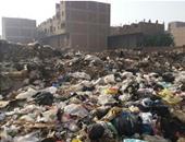 """""""واتس آب اليوم السابع"""": انتشار المخلفات والقمامة بحى شبرا الخيمة"""