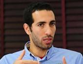 """""""المفوضين"""" تحدد جلسة 20 أغسطس لنظر طعن أبو تريكة فى التحفظ على أمواله"""