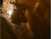"""""""واتساب اليوم السابع"""": بالصور.. مياه الصرف الصحى تداهم أهالى بلبيس"""