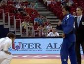 محمد عبد الموجود ينافس على برونزية الجودو فى الجائزة الكبرى بأوزبكستان