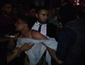 """واتس آب اليوم السابع: .. علقة لـ""""حرامى"""" زجاج سيارات بالإسماعيلية"""