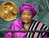 رئيسة ليبيريا السابقة تفوز بجائزة أفريقية مرموقة