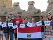 الإحصاء: 4.8 مليون سائح زاروا مصر خلال النصف الأول من 2015
