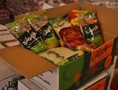صندوق تحيا مصر يوزع 134 طن مواد غذائية على سكان الأسمرات لمواجهة تداعيات كورونا
