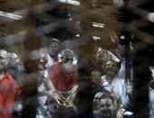 4 بيانات إخوانية تحرض أنصار الجماعة على التصعيد واستعادة أجواء رابعة فى رمضان.. البيانات تهنئ مرسى وبديع بالشهر المبارك.. وتعلن:نريد موجة عاتية.. وخبير: مجرد عرض نفسى ويسعون لإشغال قواعدهم عن الخلافات