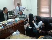 """""""تعليم كفر الشيخ"""" تلغى ندب رئيس لجنة ثانوية عامة لتسببه فى توتر الطالبات"""