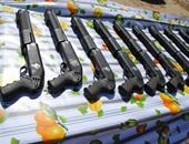 ضبط 21 قطعة سلاح نارى بدون ترخيص و1868 مخالفة مرورية بالمنيا