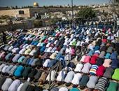 200 فلسطينى يغادرون غزة لأداء الصلاة فى الأقصى