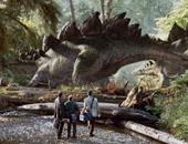 Jurassic World يتصدر أكثر الأفلام إقبالا هذا الأسبوع