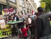 بالفيديو..الإخوان يمارسون الإرهاب على السلطات الألمانية لإطلاق سراح أحمد منصور