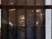 """تأجيل محاكمة """"مرسى"""" و24 آخرين بقضية """"إهانة القضاء"""" لجلسة 14 يناير"""