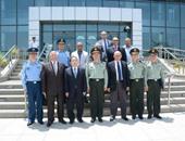 بالصور.. وزير الطيران يلتقى وفدا صينياً لبحث فرص التعاون بين البلدين