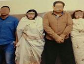 حبس شبكة لتبادل الزوجات يديرها عامل وزوجته بحلوان 4 أيام