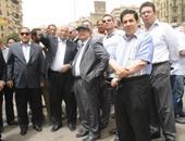 محافظ القاهرة يتابع أعمال التطوير وإزالة الإشغالات بنفق شبرا ووسط القاهرة