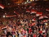 الذكرى الثانية لاعتصام المتظاهرين أمام قصر الاتحادية