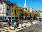 الدنماركيون يتصدرون قائمة الدول الأوروبية فى ركوب الدراجات