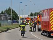 مقتل 3 أشخاص وإصابة 27 آخرين فى حريق غربى ألمانيا