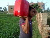 انقطاع مياه الشرب عن قرية السوافين بالدقهلية منذ 15 يومًا